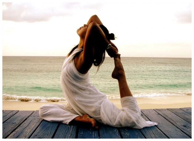yoga vida sana