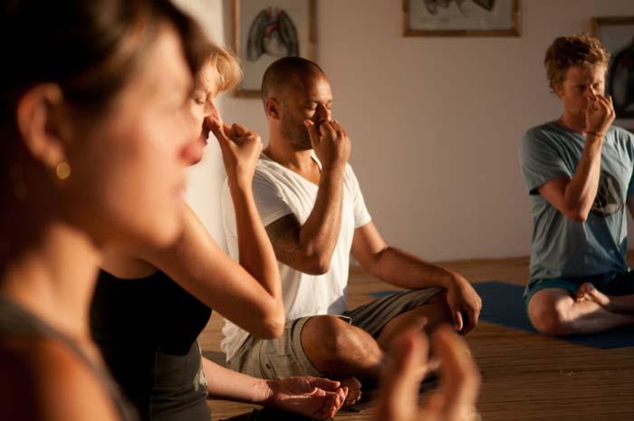 Pranayama: el arte de la respiración