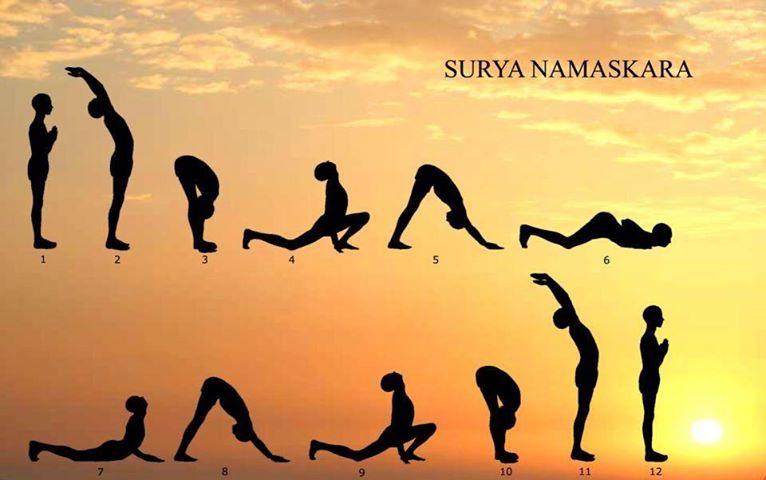 yoga ejercicios