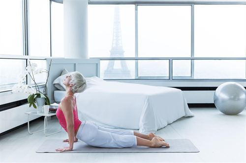 Domyos lanza el concepto 'Actizen', el efecto de una segunda piel para los practicantes del yoga
