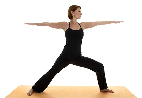 yoga guerrero