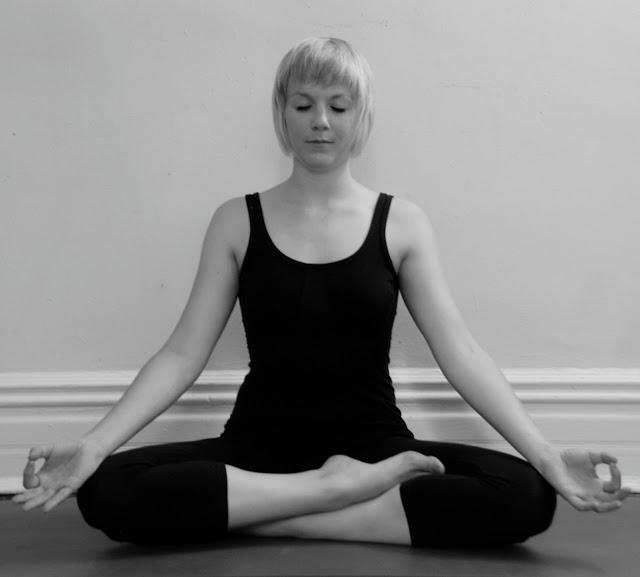 Postura perfecta yoga