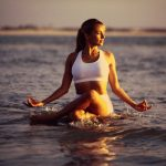 Beneficios del yoga acuático