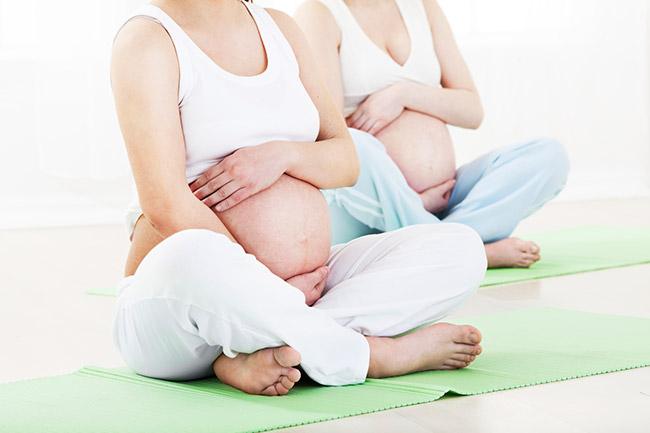 Yoga para embarazadas beneficios