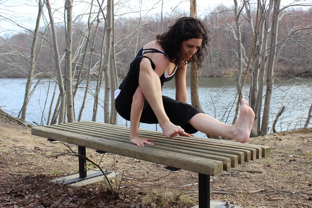 Yoga con... María de Noda | Yogateca
