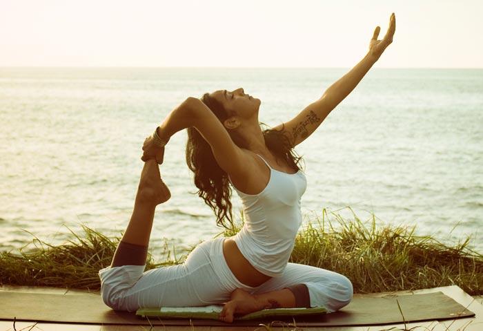 Posturas de Hatha Yoga