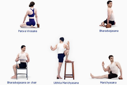 yoga iyengar accesorios