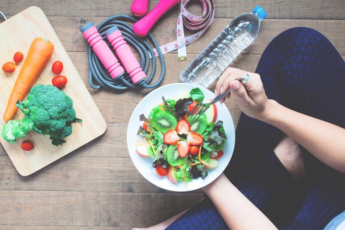 Alimentos Dieta Yoguica