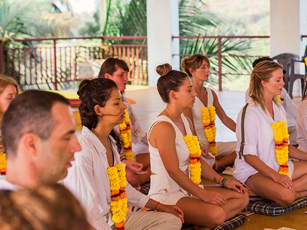 Meus 5 Melhores Centros de Yoga na Índia 2