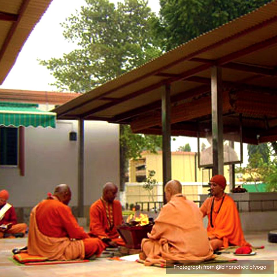 Meus 5 Melhores Centros de Yoga na Índia 5