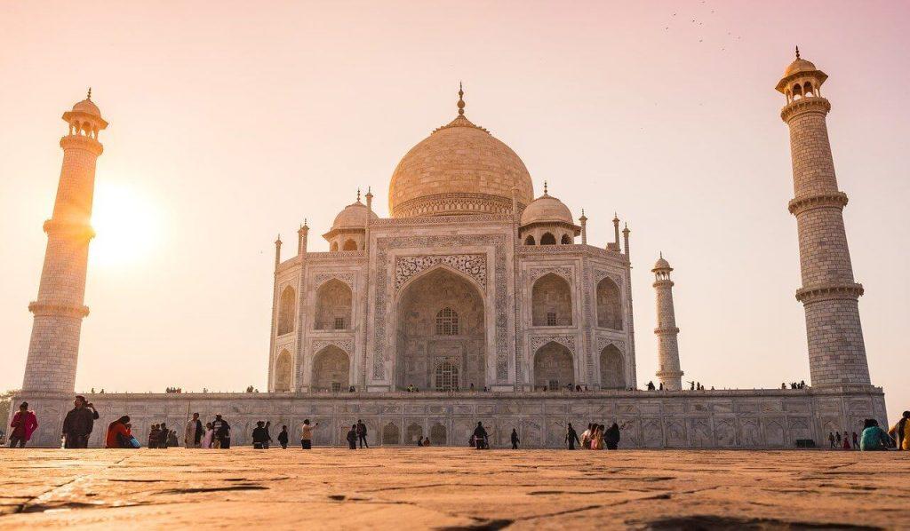 O melhor lugar para praticar yoga na Índia 1