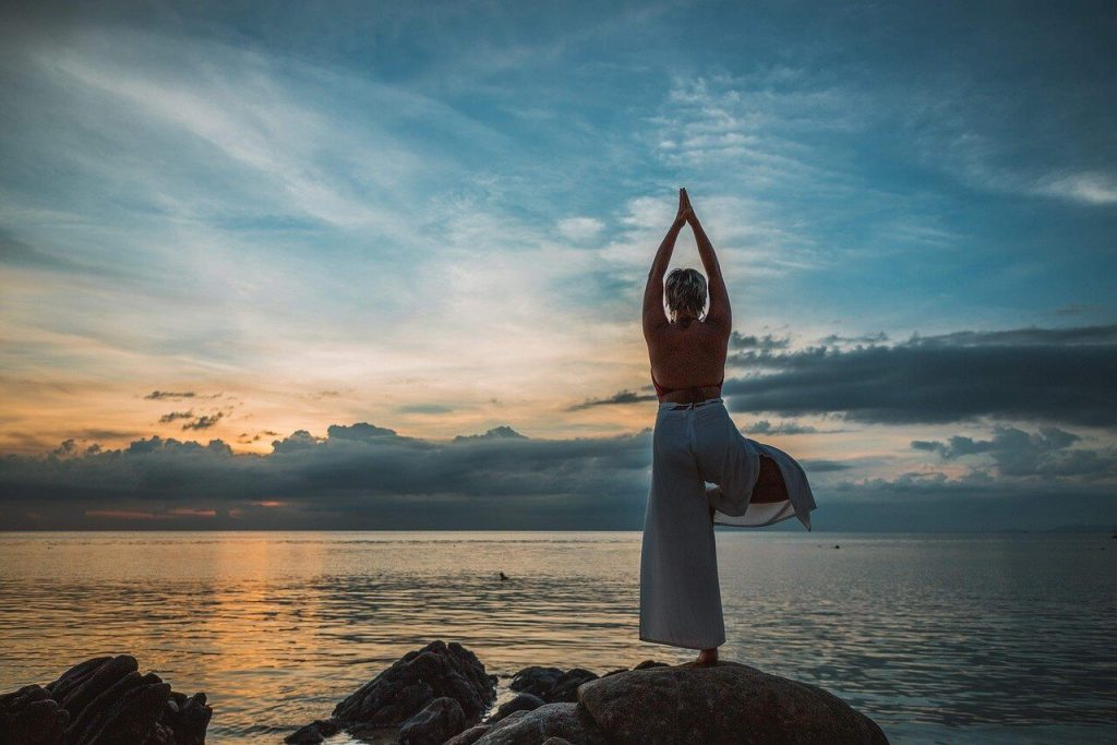 O melhor lugar para praticar yoga na Índia 9