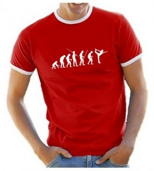 Coole-Fun-T-Shirts-Yoga-evolution-ringer-Camiseta-color-multicolor-talla-XL-0