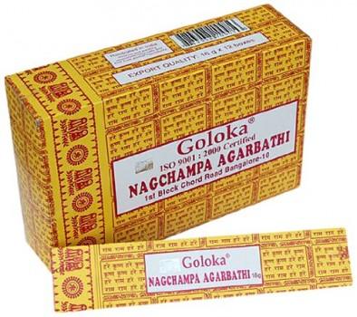 Goloka-McGuinness-Champa-Juego-de-12-paquetes-de-varillas-de-incienso-0