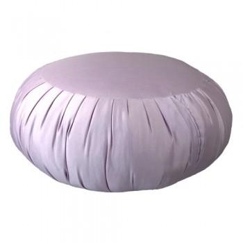 Leewadee-Zafu-Zabuton-Juego-de-cojn-y-alfombra-de-meditacin-40-x-20-cm-y-76-x-72-cm-color-morado-0-2