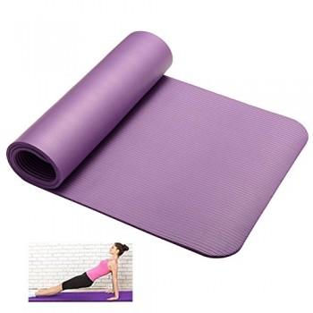 Relefree8mm-Ms-Gruesa-Esterilla-Antideslizante-PhysioRoom-Para-Yoga-y-Pilates-Colchoneta-Alfombrilla-Tapete-de-Gimnasia-Fitness-Yoga-Mat-0