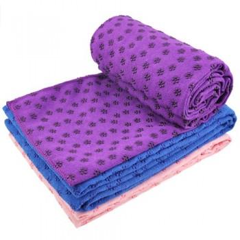 SODIALR-Toalla-Hot-Yoga-Mat-antideslizante-Manta-Con-Los-Puntos-de-placas-de-silicona-y-malla-Carry-Bag-rosa-0-2