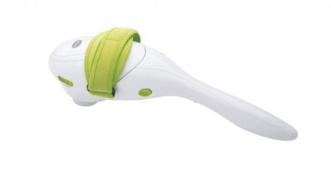 Scholl-DRMA7301E-Masajeador-Verde-Rojo-Color-blanco-De-plstico-0