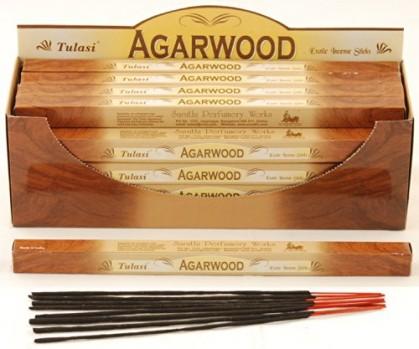 Tulasi-Varitas-de-incienso-aroma-a-madera-de-agar-25-unidades-0