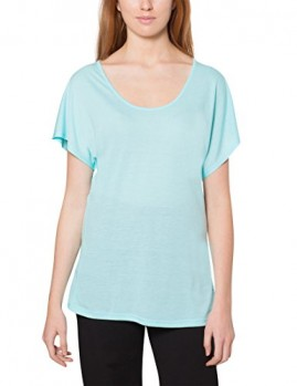 Ultrasport-Light-Action-Camiseta-de-yoga-para-mujer-color-verde-menta-talla-L-0