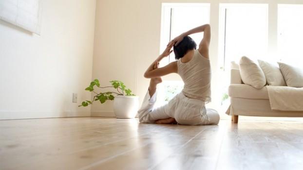 ¿Yoga en Casa? ¡Si, tú puedes!